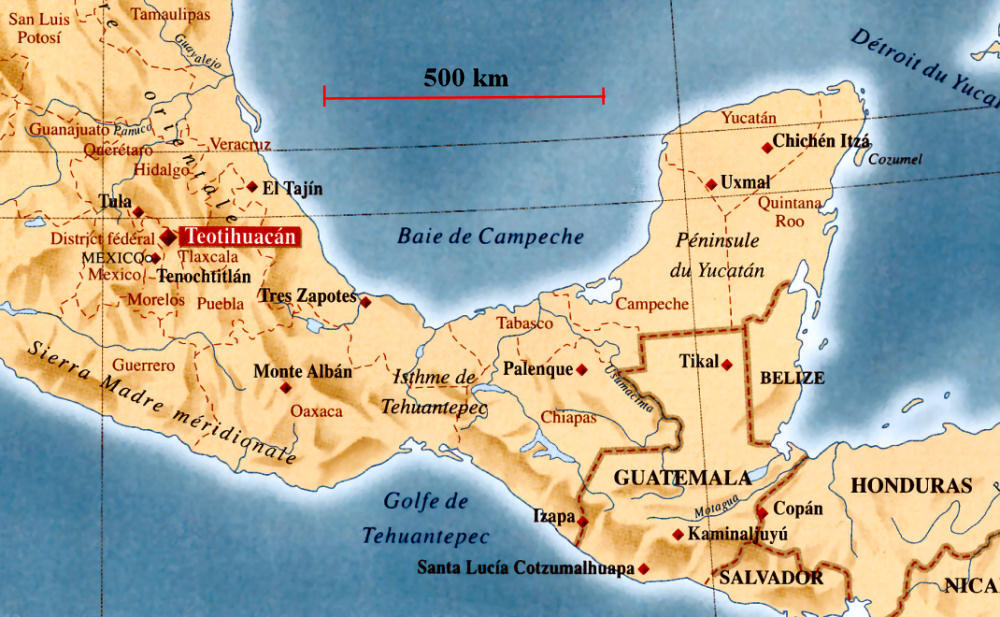 mesoamerique 1000