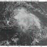 Tempête tropicale BERYL – Prévisions