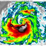 Ouragan HÉLÈNE – Prévisions