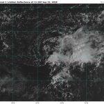 Dépression tropicale N°11 – Prévisions