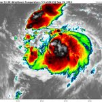 Tempête tropicale JERRY – Prévisions