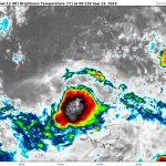 Tempête tropicale KAREN – Prévisions